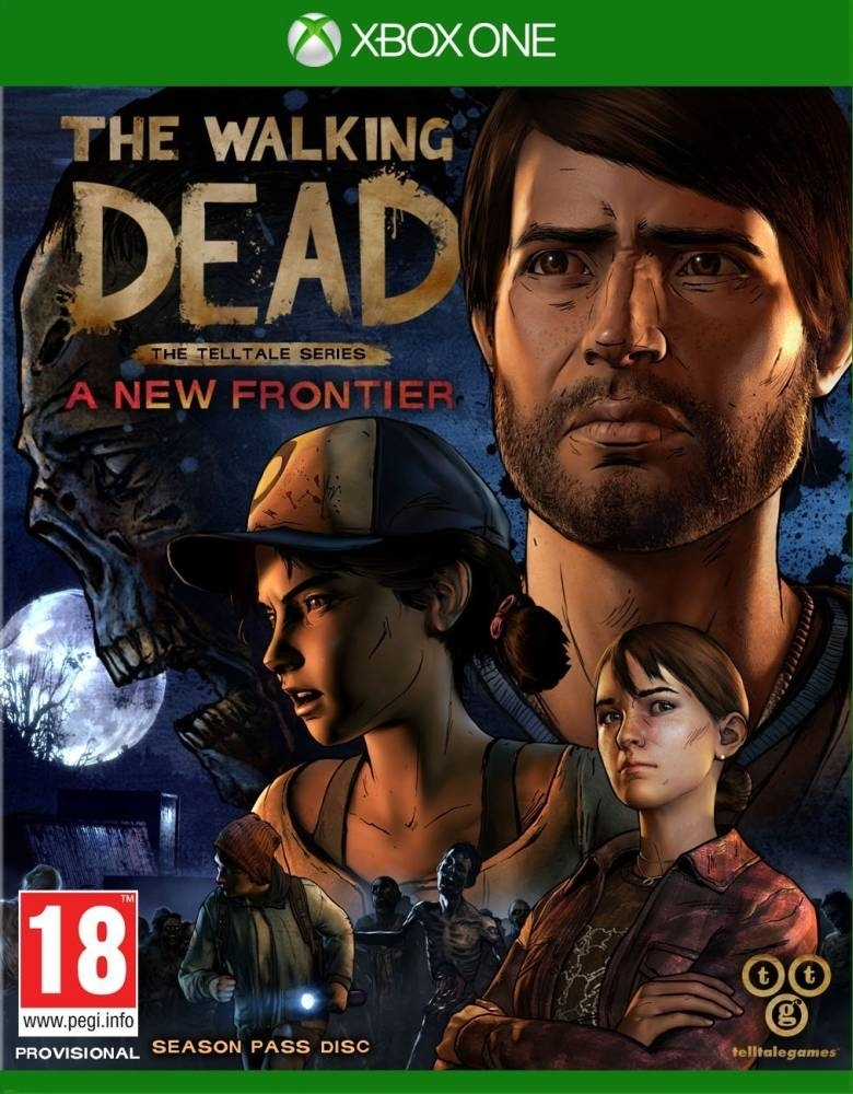 Walking Dead Season 3 (Xbox One)